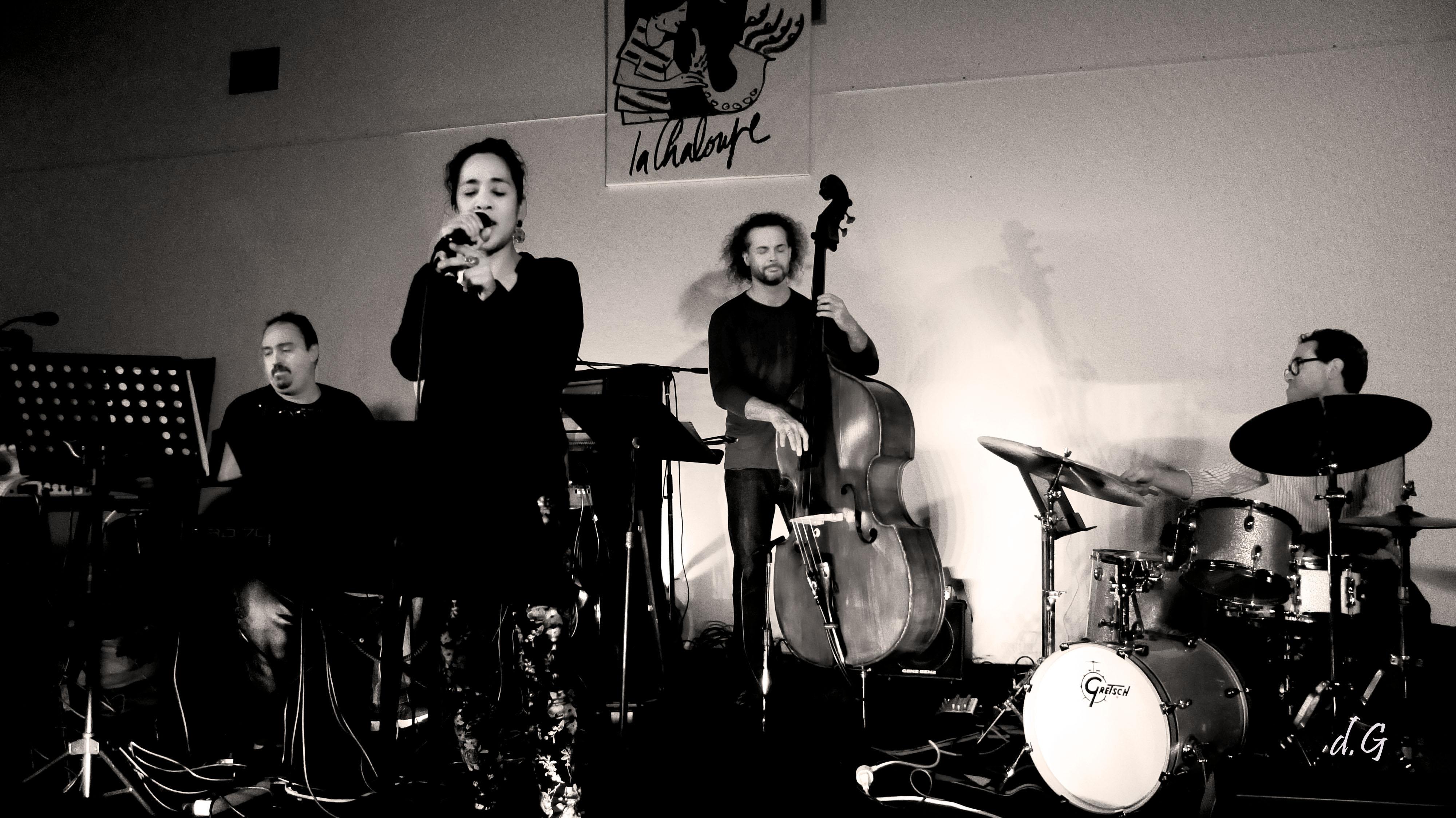 Ella & Co Concert La Chaloupe